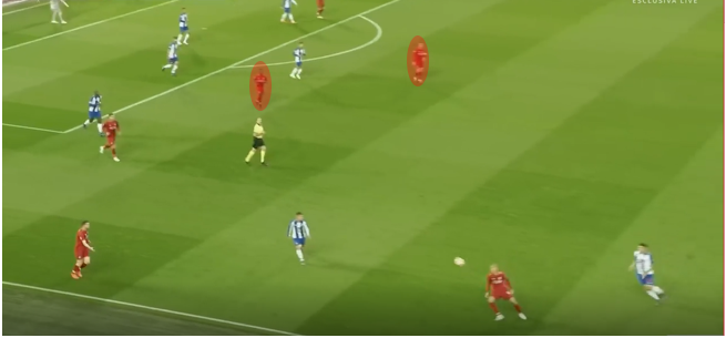 Liverpool Porto Champions League Tactical Analysis