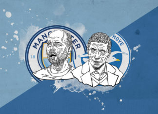 FA Cup 2018/19 Manchester City Brighton tactical preview analysis