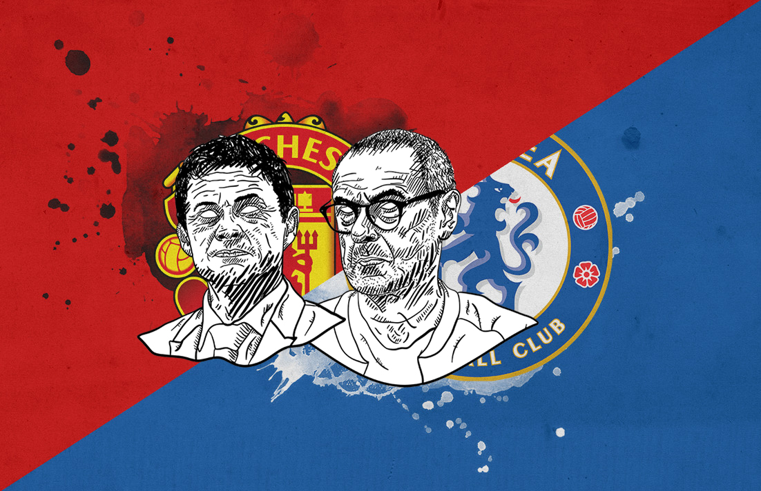 Premier League 2018 19 Tactical Analysis Manchester United Vs Chelsea