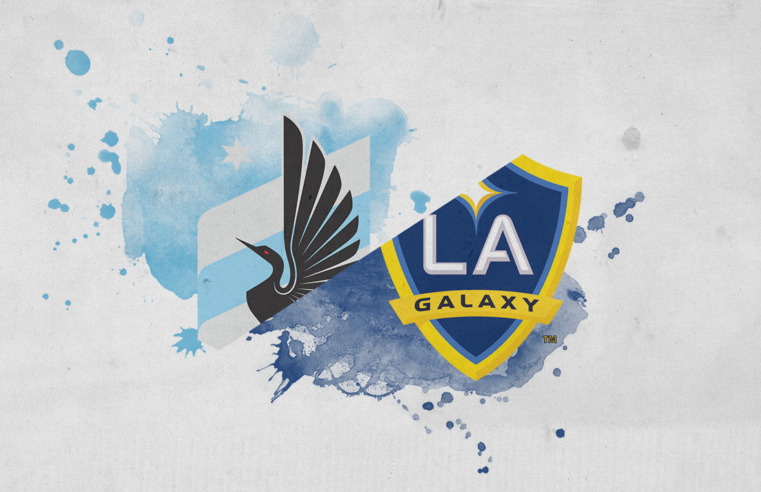 MLS 2018/19: Minnesota United vs LA Galaxy Tactical Analysis Statistics