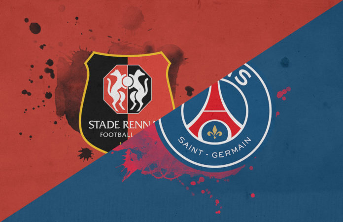 Coupe de France 2018/19: Paris Saint-Germain vs Stade Rennais Tactical Analysis Statistics