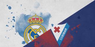 La Liga 2018/19 Real Madrid Eibar tactical analysis