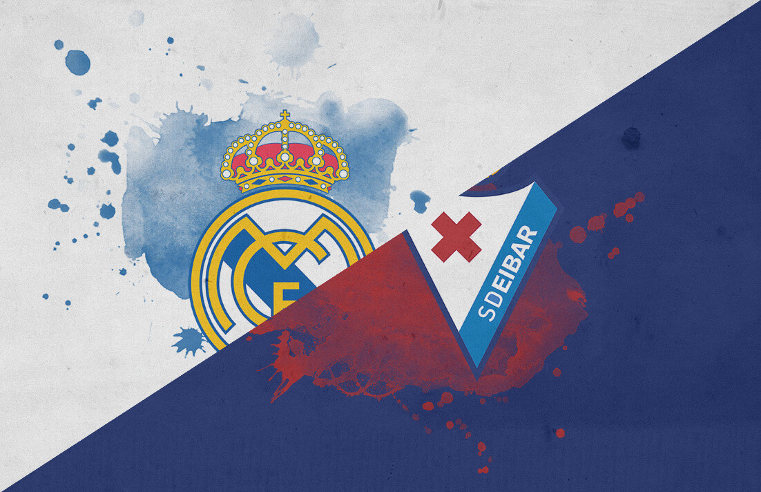 La Liga 2018/19 Real Madrid Eibar tactical analysis
