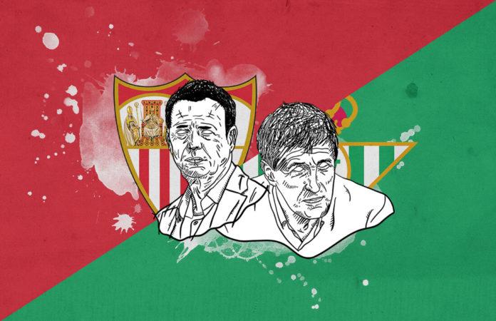 La Liga 2018/19 Sevilla Real Betis tactical analysis preview