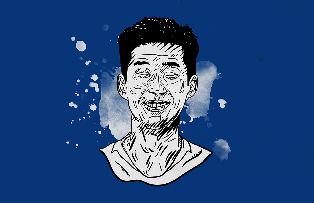Son Heung-min Tottenham tactical analysis statistics
