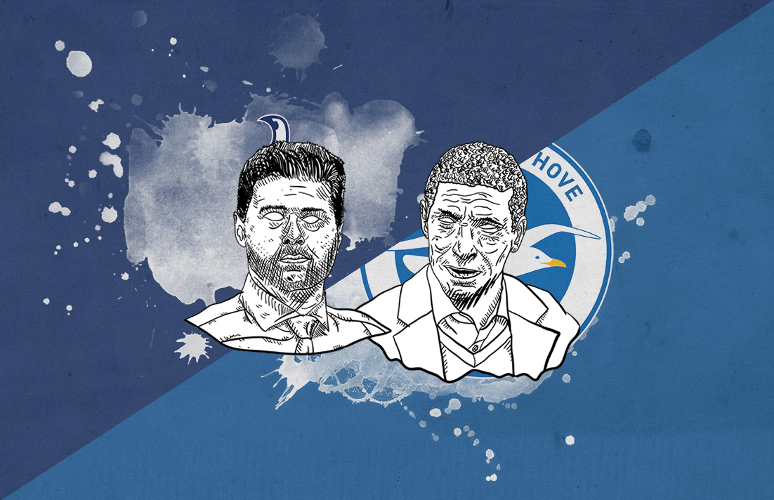 Premier League 2018/19 Tottenham Brighton tactical analysis