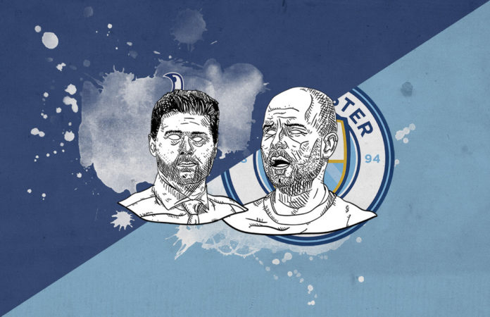 UEFA Champions League 2018/19 Tottenham Manchester City tactical analysis