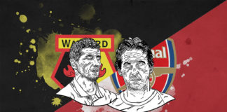 Premier League 2018/19 Watford Arsenal tactical analysis
