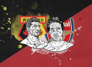 Premier League 2018/19 Watford Arsenal tactical analysis