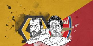 Premier League 2018/19 Wolves Arsenal tactical analysis