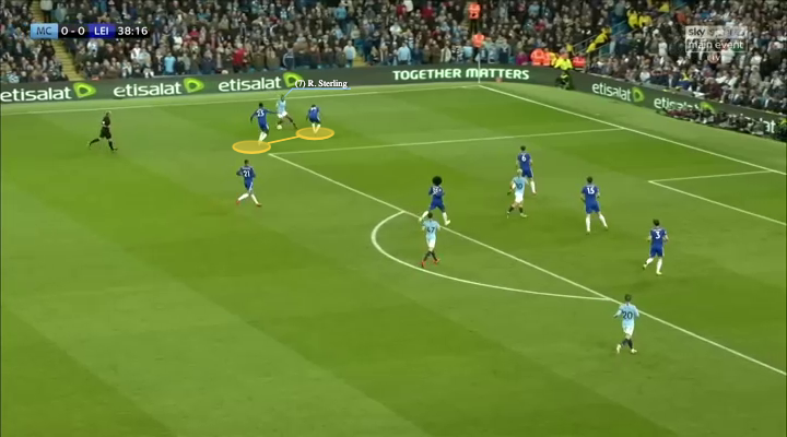 manchester city leicester premier league tactical analysis