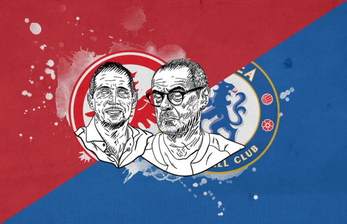 Europa League 2018/19 Tactical Analysis: Eintracht Frankfurt vs Chelsea