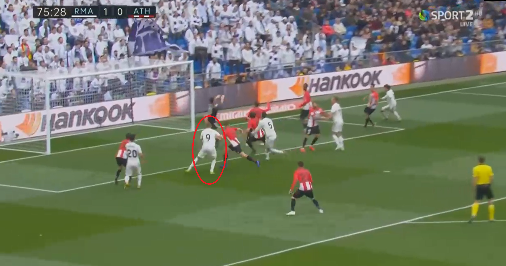 Karim Benzema Tactical Analysis Real Madrid