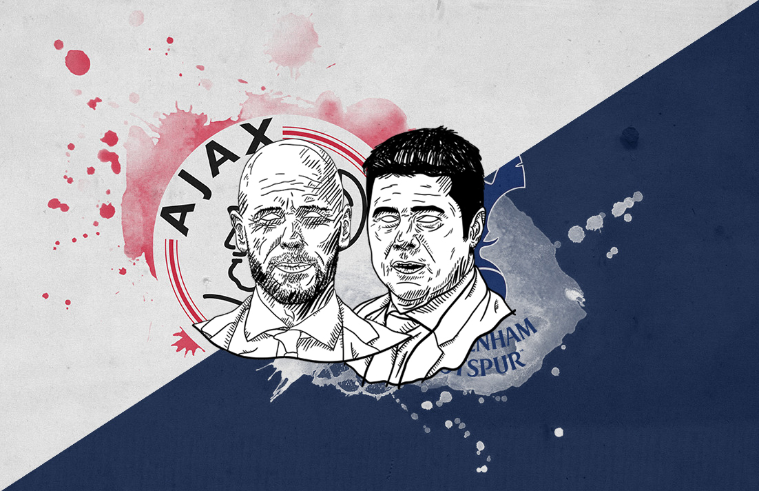 Champions League 2018/19 Tactical Preview: Ajax vs Tottenham
