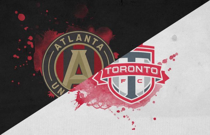 Tactical Analysis Atlanta United Toronto FC Major League Soccer Statistics