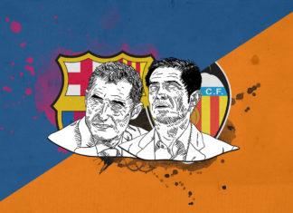Copa del Rey 2018/19 Tactical Analysis: Barcelona vs Valencia