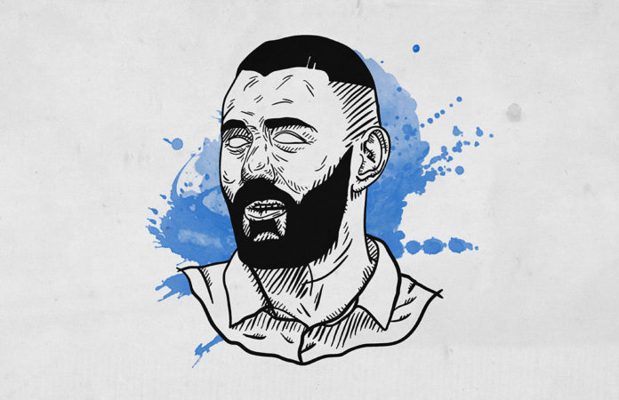 La Liga 2018/19 Tactical Analysis: Karim Benzema at Real Madrid