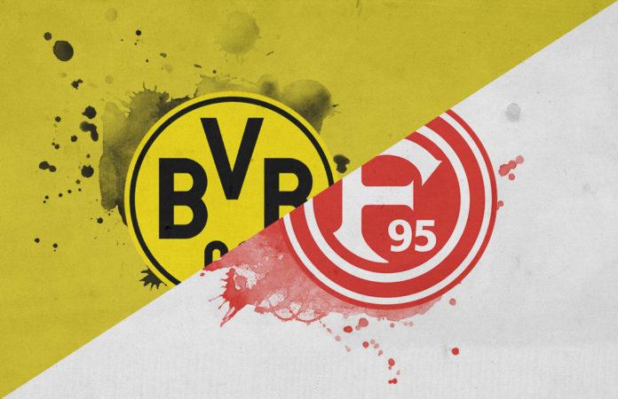 Bundesliga 2018/19: Borussia Dortmund vs Fortuna Dusseldorf Tactical Analysis Statistics