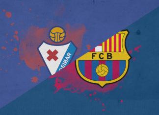 La Liga 2018/19 Tactical Analysis Statistics: Eibar vs Barcelona