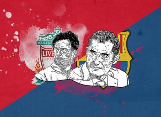 Champions League 2018/19 Tactical Analysis: Liverpool vs Barcelona Statistics