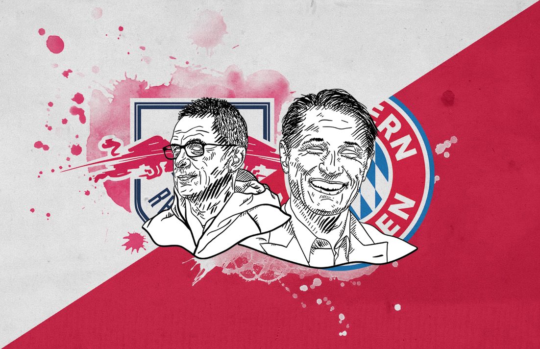 Bundesliga 2018/19 Tactical Analysis: RB Leipzig vs Bayern Munich