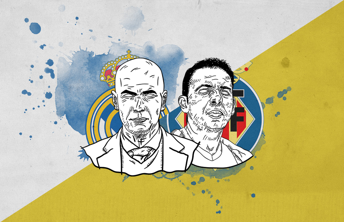 La Liga 2018/19 Tactical Analysis: Real Madrid vs Villarreal