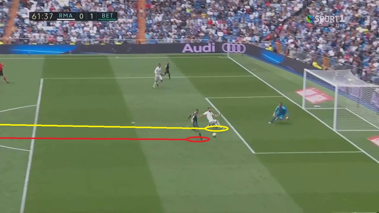 La Liga 2018/19 Tactical Analysis: Real Madrid vs Real Betis