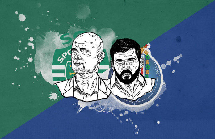Taça de Portugal 2018/19 Final Tactical Analysis: Sporting CP vs FC Porto