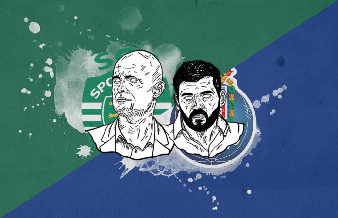 Taça de Portugal 2018/19 Final Tactical Preview: Sporting CP vs FC Porto