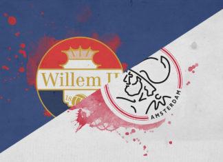 KNVB Cup Final 2018/19 Tactical Analysis Statistics: Willem II vs Ajax