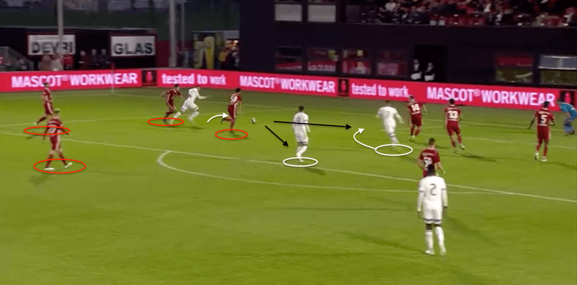 Eredivisie 2018/19 Tactical Analysis: Mohammed Ihattaren at PSV