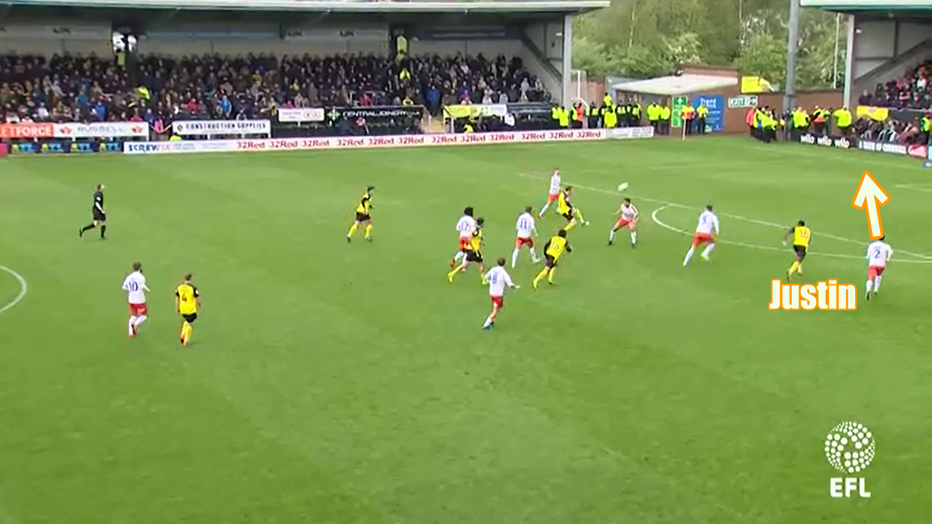 League One 2018/19 Player Analysis: James Justin