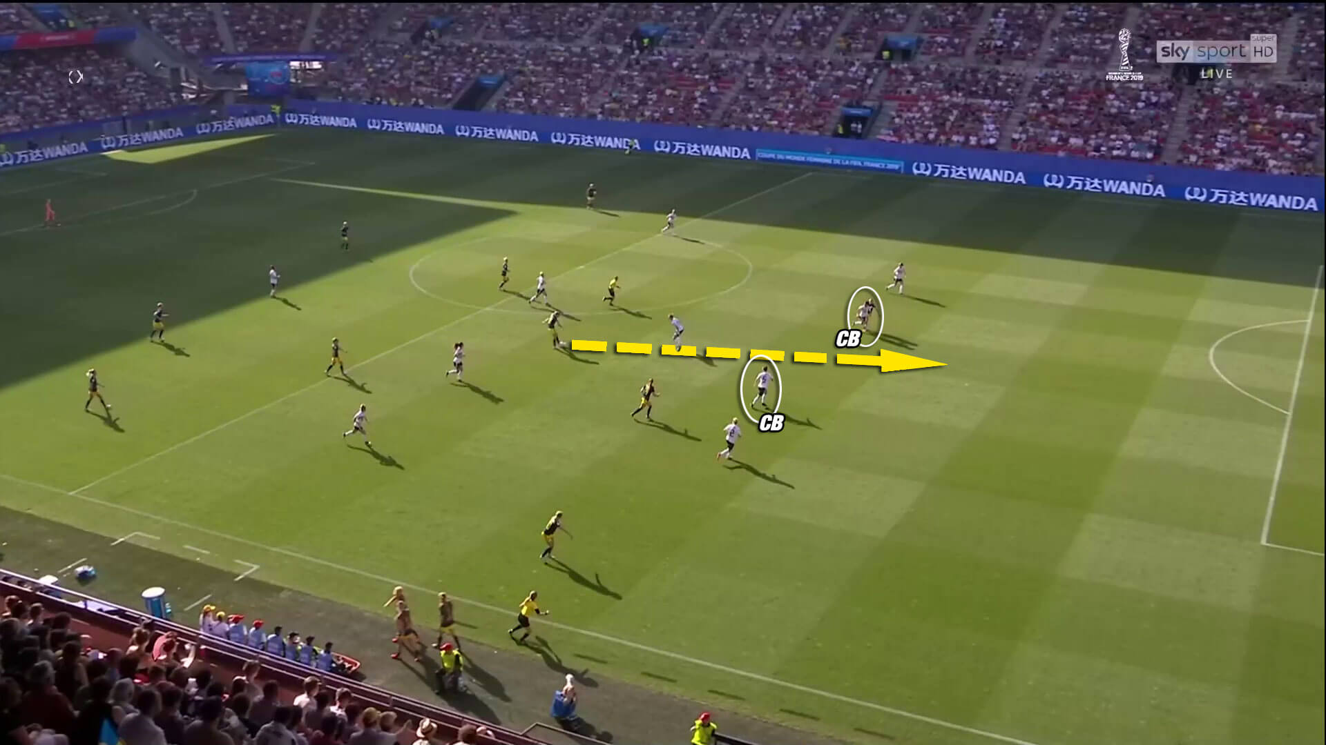 FIFA Women's World Cup 2019 Tactical Analysis: Germany vs Sweden