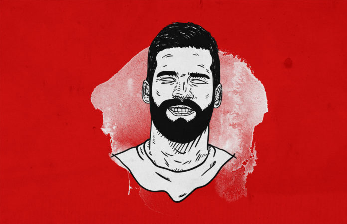 Champions League 2018/19 Tactical Analysis: Allison Becker at Liverpool