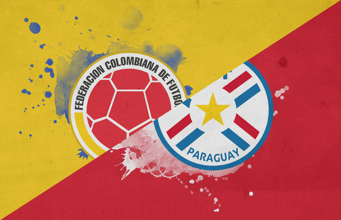 Copa América 2019 Tactical Analysis: Columbia vs Paraguay
