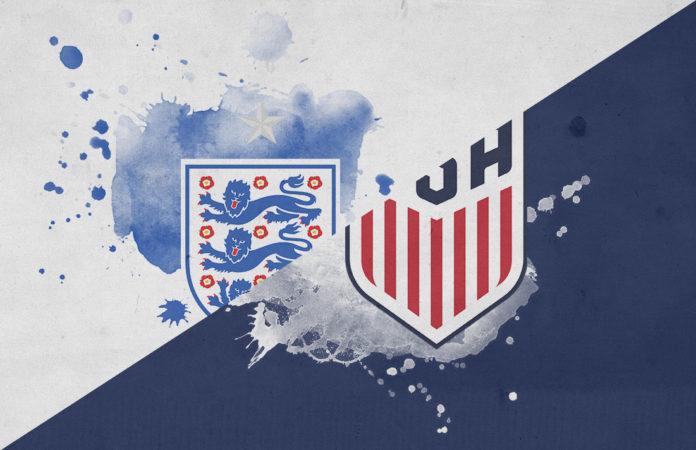 FIFA Women's World Cup 2019: England vs USA - tactical analysis tactics