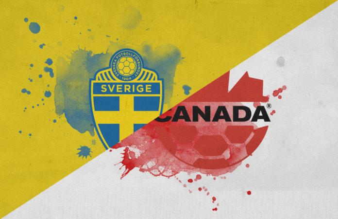 Tactical Analysis FIFA Women's World Cup Sweden Canada Analysis Statistics