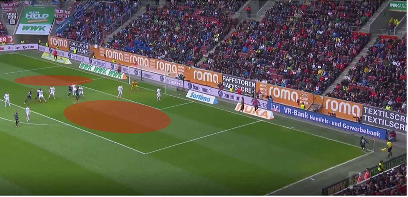FC Augsburg 2019/20: Season Preview - Scout Report tactical analysis tactics