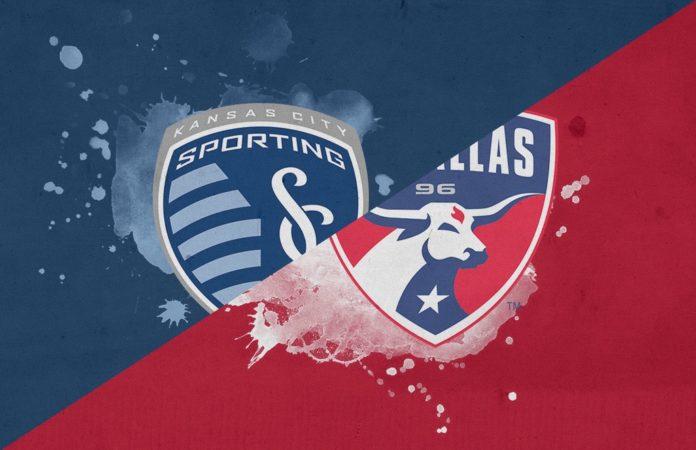 MLS 2019: Sporting Kansas City vs FC Dallas - tactical analysis tactics