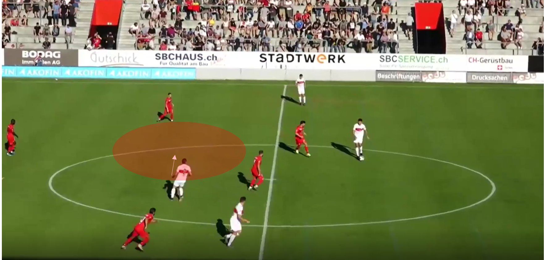 Tim Walter at Stuttgart 2019/20 tactical analysis tactics