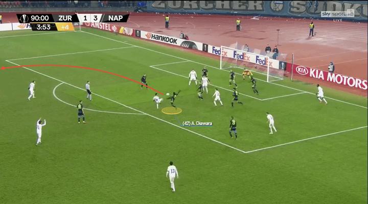 Amadou Diawara 2018/19 - scout report - tactical analysis tactics