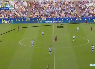 Copa America 2019 Tactical Analysis Venezuela vs Argentina 1