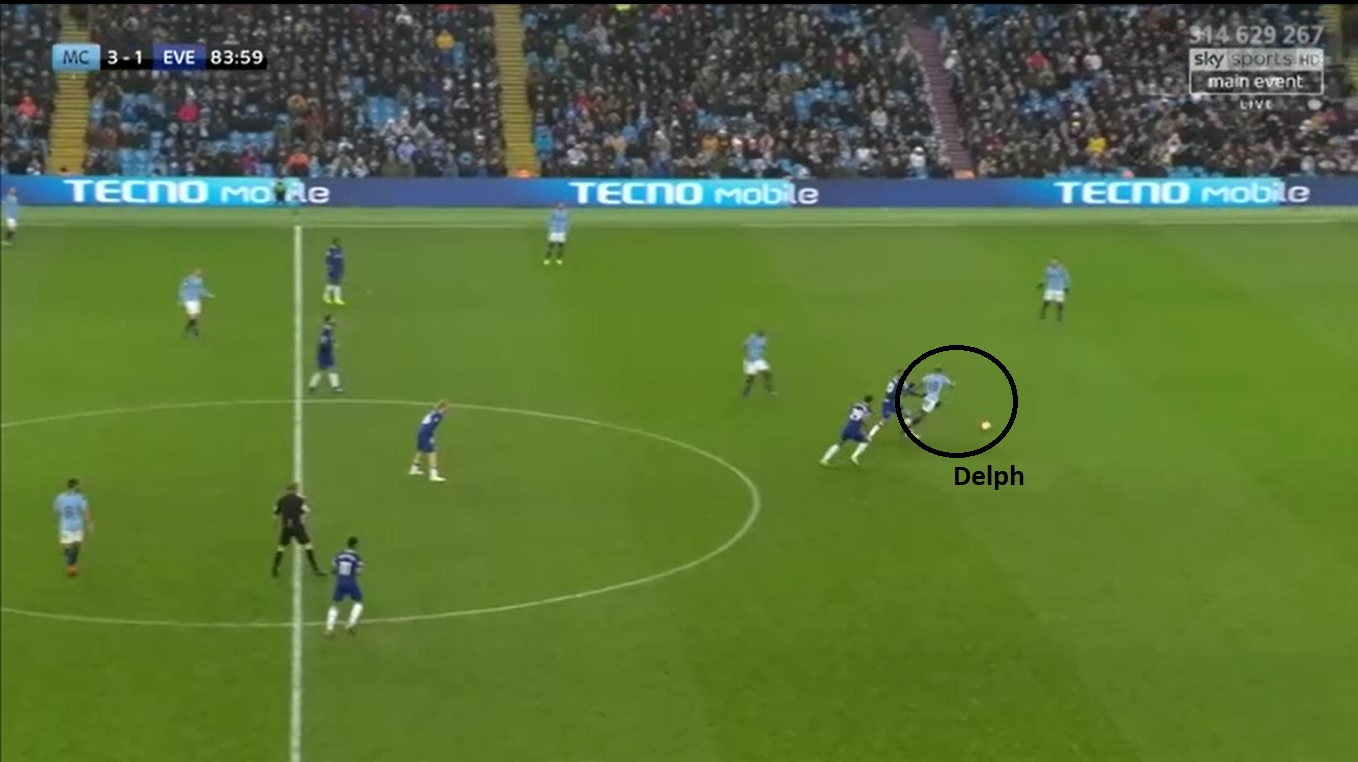 Fabian Delph 2019/20 - scout report - tactical analysis tactics
