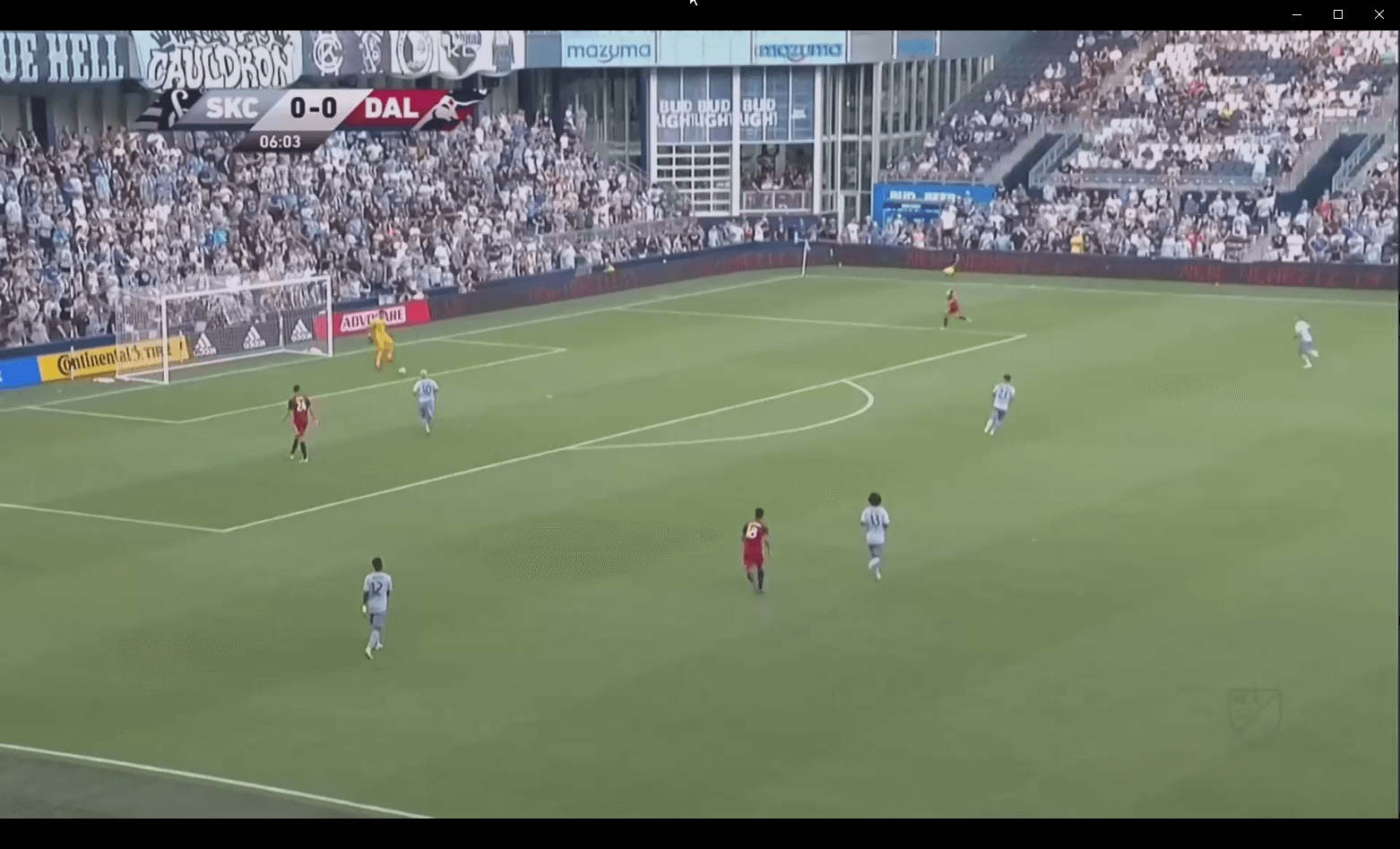 MLS 2019: Sporting Kansas City vs FC Dallas - tactical analysis tactics