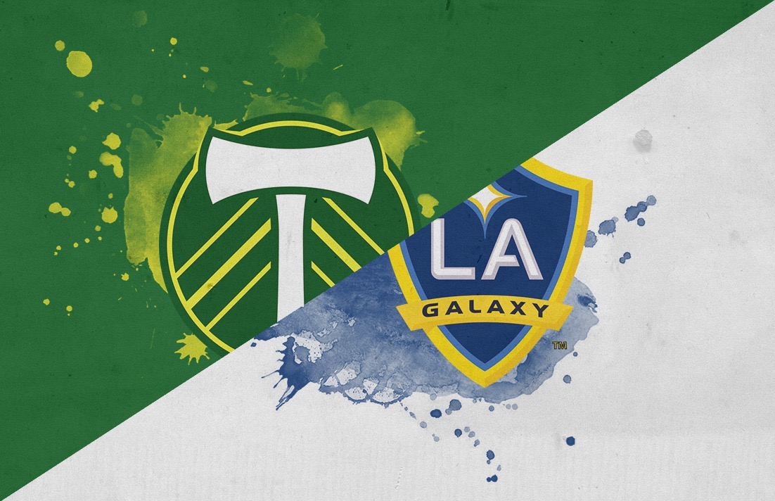 MLS 2019: Portland Timbers vs LA Galaxy - tactical analysis tactics