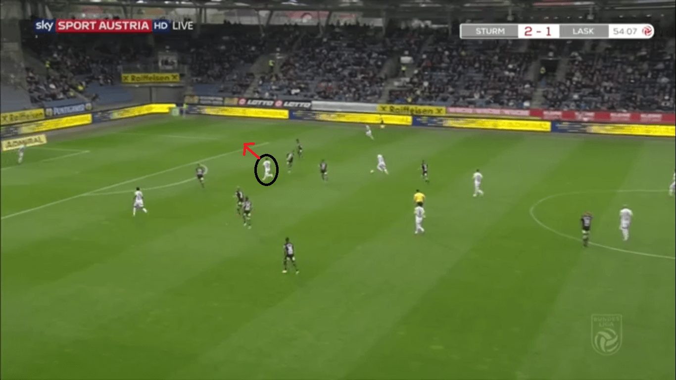 Joao Victor 2018/19 - scout report - tactical analysis tactics