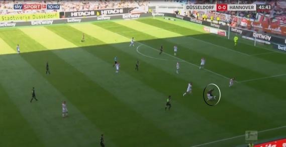 Benito Raman 2018/19 - scout report - tactical analysis tactics