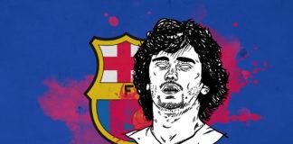 Antoine Griezmann at Barcelona 2019/20 - tactical analysis tactics