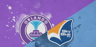 NWSL 2019: Orlando Pride vs Sky Blue FC - tactical analysis tactics