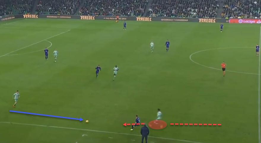 Junior Firpo at Barcelona 2019/20 - tactical analysis tactics
